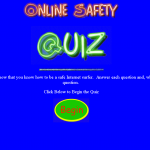 Online safety quiz