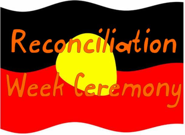 reconciliation week ceremony